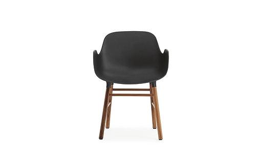 Form Arm Chair Wood