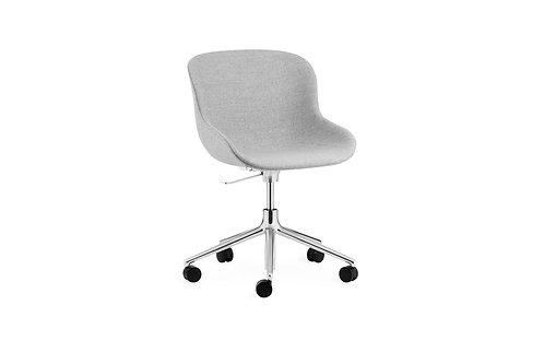 Hyg Chair Swivel 5W Gaslift Full Upholstery