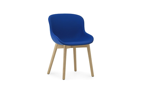 Hyg Chair Full Upholstery Oak