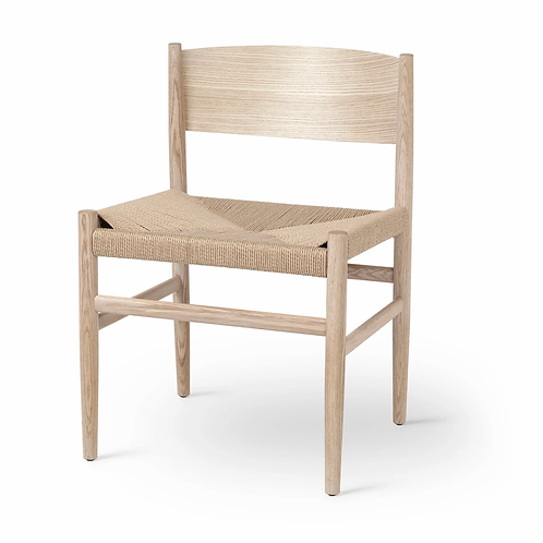 Nestor Dining Chair w/ Paper Cord Seat