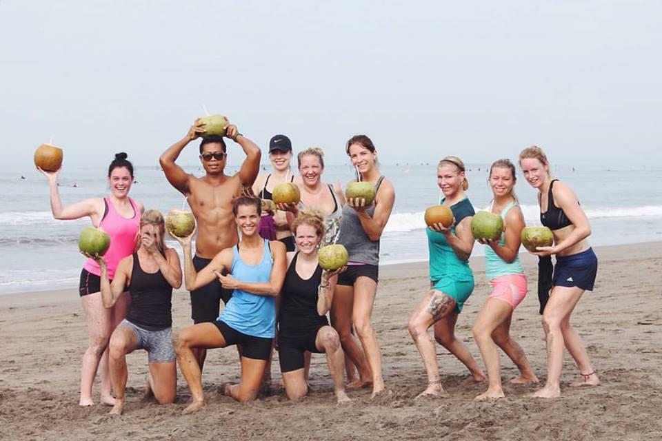 2befit bali beach bootcamp