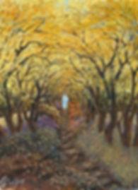 """Fall Woodland Path"" 2018"