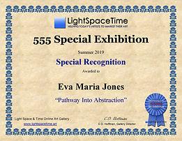 SR - Eva Maria Jones 2 - 555 special exh