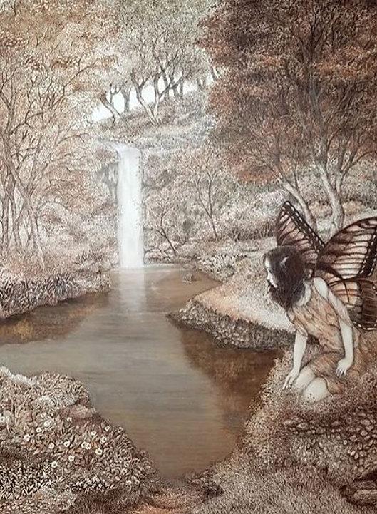 Tiger Swallowtail Fairy