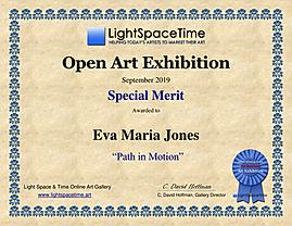 SM - Eva Maria Jones -SLT open art award