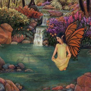 For The Love Of Fantasy Landscapes and Fairy Tale Art