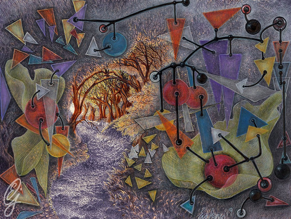 """""""Path Into Abstraction"""""""