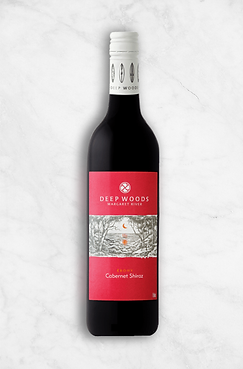 Deep Woods Ebony - Cabernet Shiraz Merlo