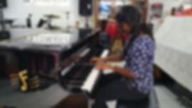 Piano recital Philips School of Music