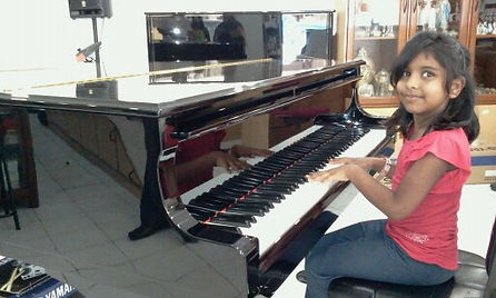 Piano classes in jubilee hills Hyderabad
