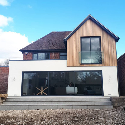 Contemporary Extensions, Winchester