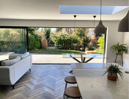 Contemporary Extension, Winchester