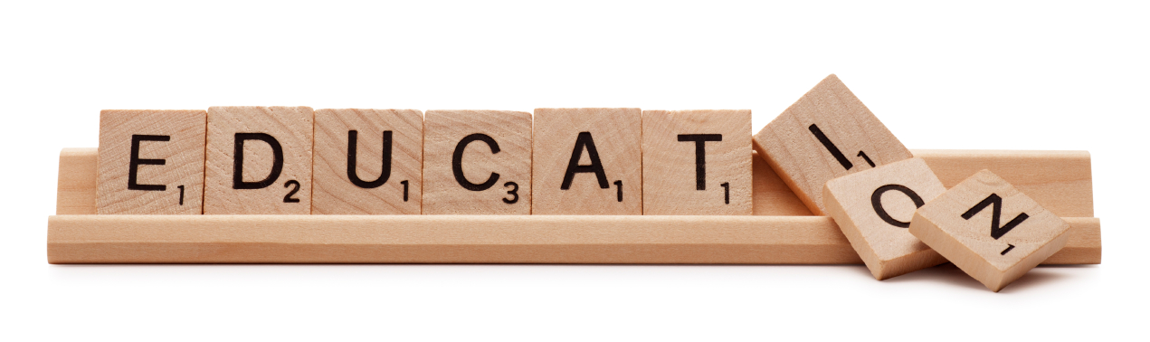 education-scrabble