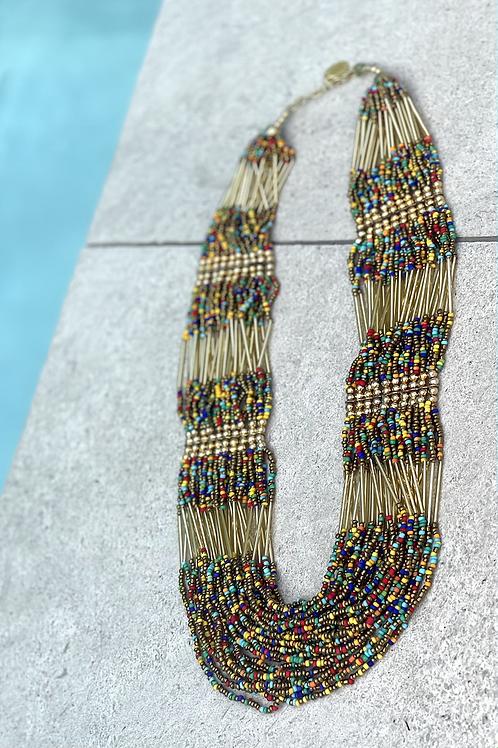 Masai Collar Necklace
