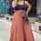 Thumbnail: Super Flowy Maxi Skirt TER