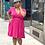 Thumbnail: Simple Little Knit Dress PNK