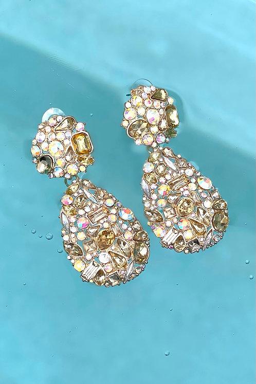 Zsa Zsa Earrings Iridescent