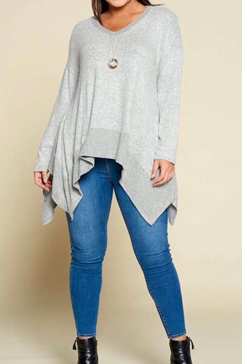 Frolic and Swing Sweater HTR