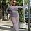 Thumbnail: Day Print Mesh Maxi Dress