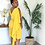 Thumbnail: PLUS Isabel Tulip Dress