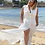 Thumbnail: Sofía Denim Duster Dress WHT