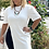 Thumbnail: Karlita High Split Tunic