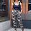 Thumbnail: Slim Fit Camouflage Joggers