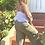 Thumbnail: Wide Leg Pants OLV
