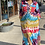 Thumbnail: PLUS Rainbow Maxi Dress