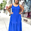 Thumbnail: Kefilwe Maxi Dress BLU