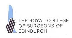 Royal College of Surgeons Edinburgh logo