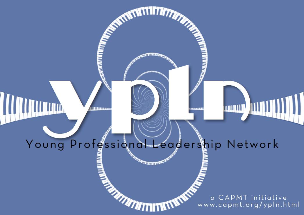 Music organization logo