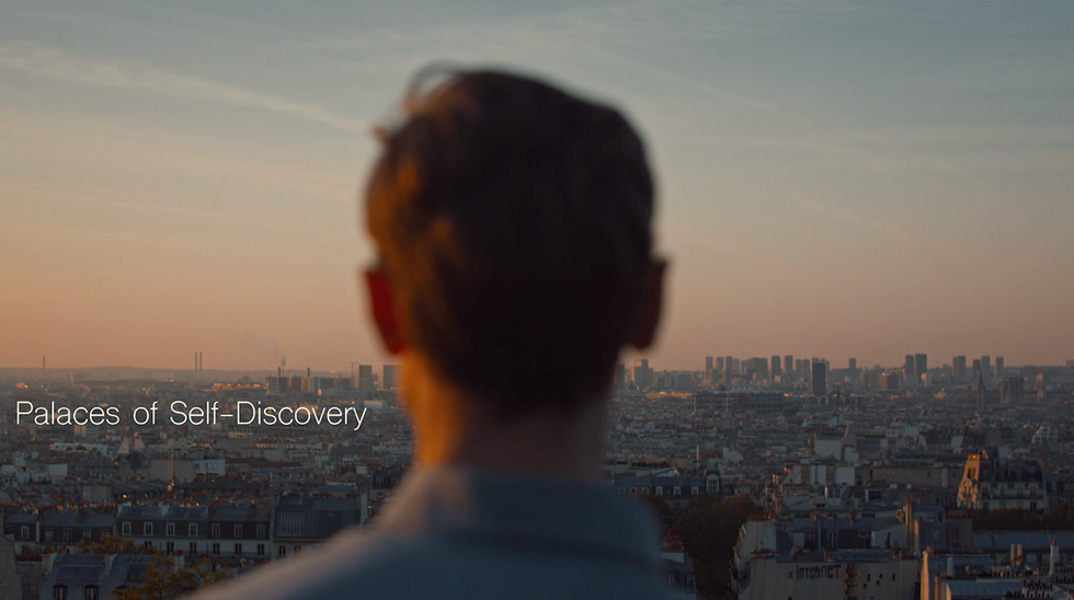 Palaces of Self-Discovery Blackmagic Pocket 4k