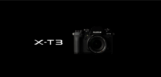 Fuji xt3 - Branded Video Colour Grading
