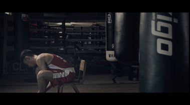 Stephen Newns Jr - The Boxer