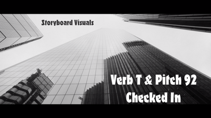 Verb T & Pitch 92 - Checked In