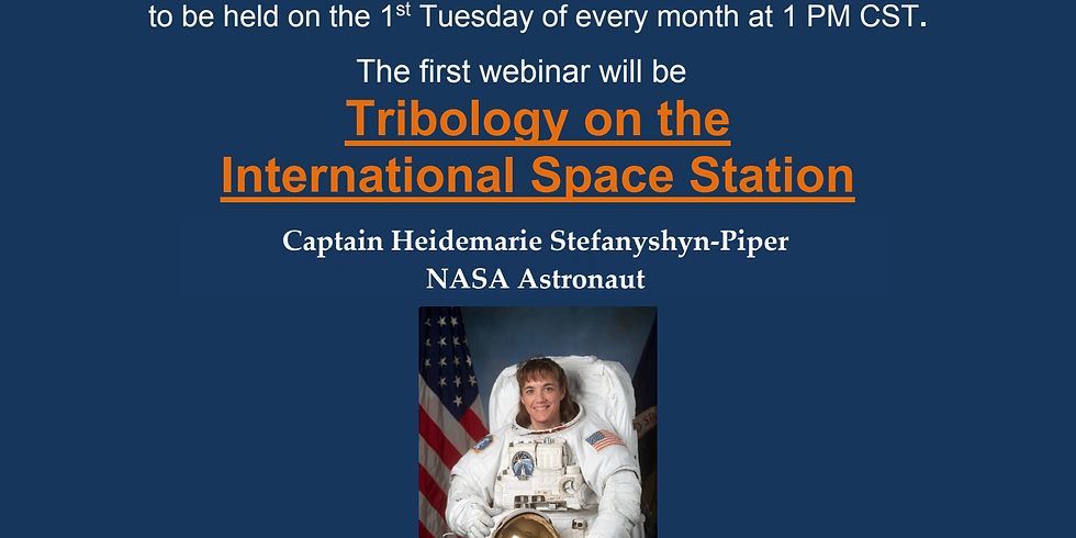 Tribology on the International Space Station