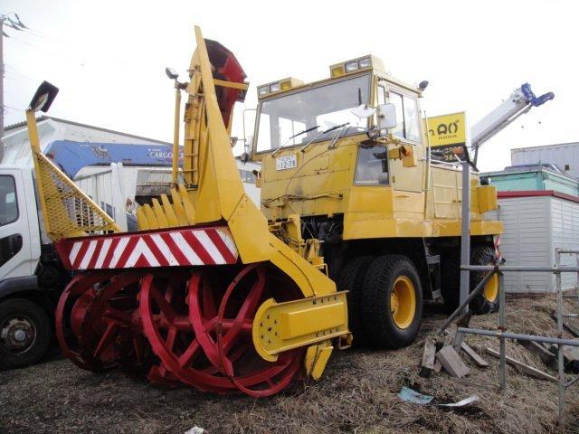 Cнегоуборочный шнекоротор Nisseki HTR201