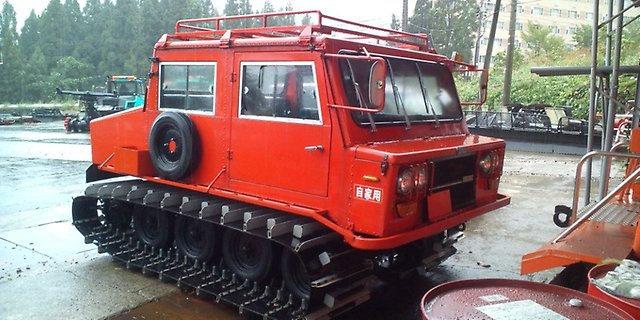 Снегоход Ohara SM 20D