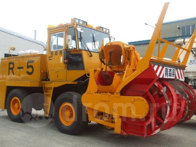Снегоуборочный шнекоротор Niigata NR821