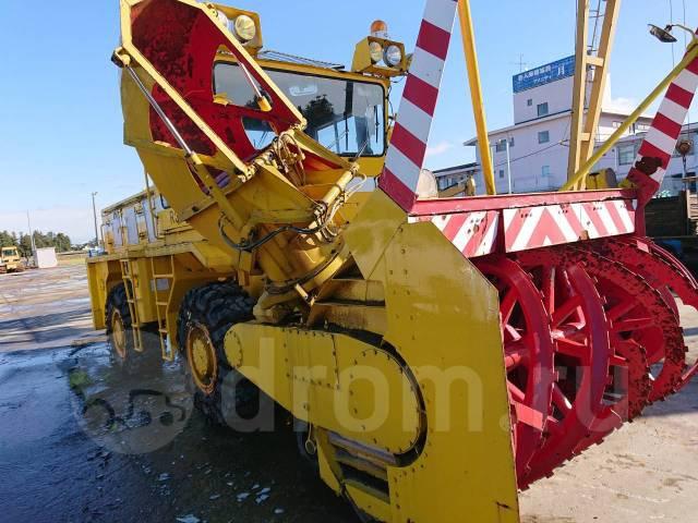 Снегоуборочный шнекоротор TCM R-350