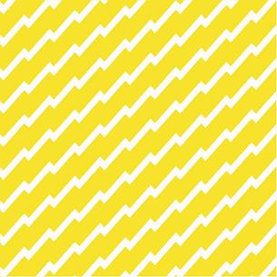 Bright Yellow Zig Zags