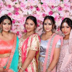 beautiful group of ladies
