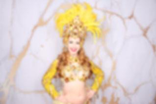 Glamourous lady Christmas party Revolucion de Cuba Nottingham with 7 Colours Photobooths