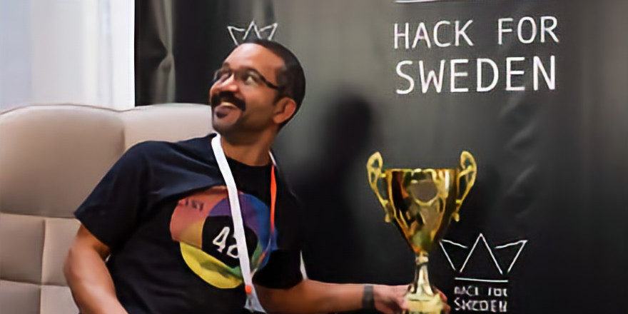 Studiebesök - Hack for Sweden 2019