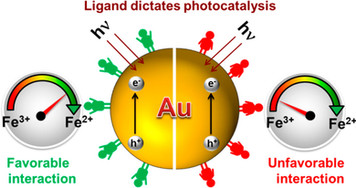 Precise Nanoparticle–Reactant Interaction Outplays Ligand Poisoning in Visible-Light Photocatalysis