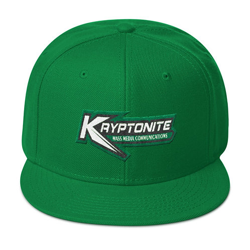 Kryptonite Snapback