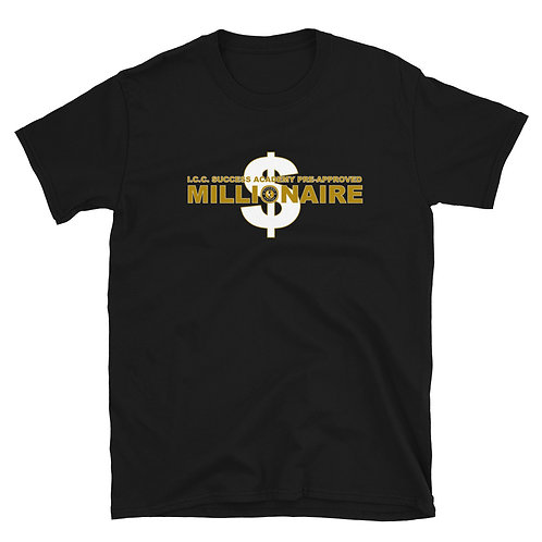 APPROVED MILLIONAIRE T-SHIRT