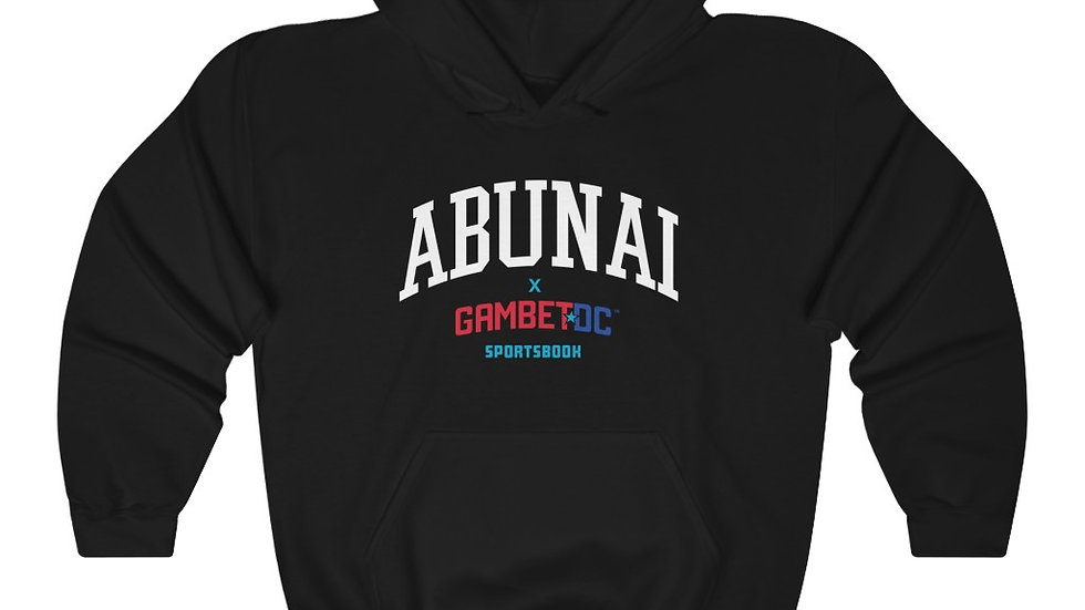 Abunai x GambetDC Hooded Sweatshirt