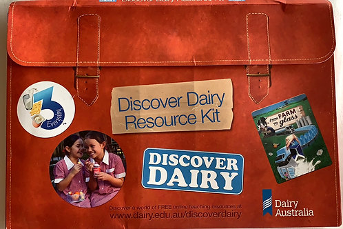Discovery Dairy Resource Kit Compete Learning Tool